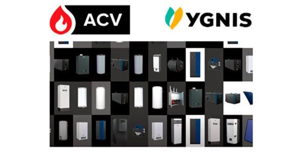 ACV YGNIS moderniza sus calderas de condensación Varino