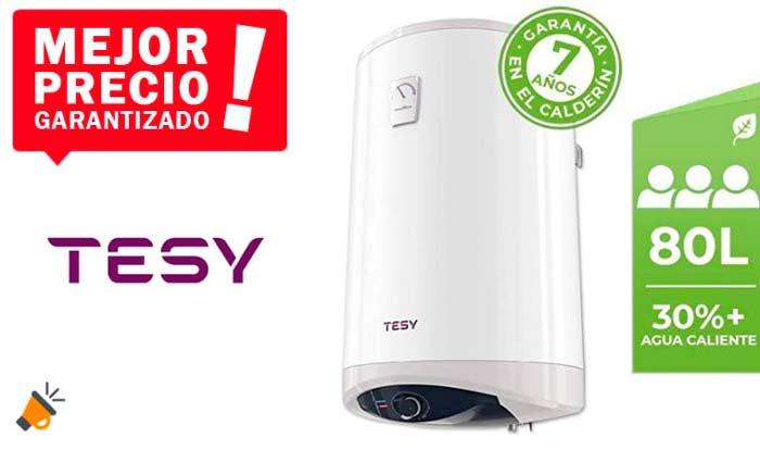 Tesy Iberia sigue siendo la marca líder de termos eléctricos en España